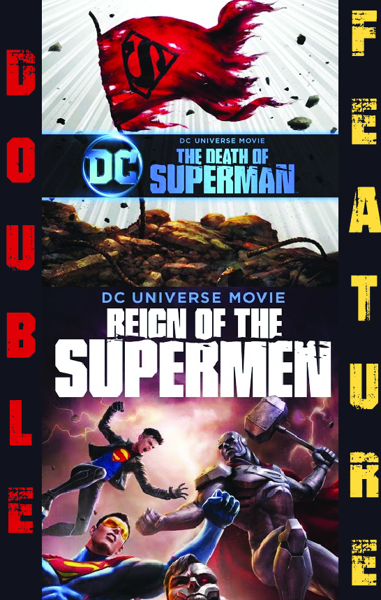 Double Feature Superman