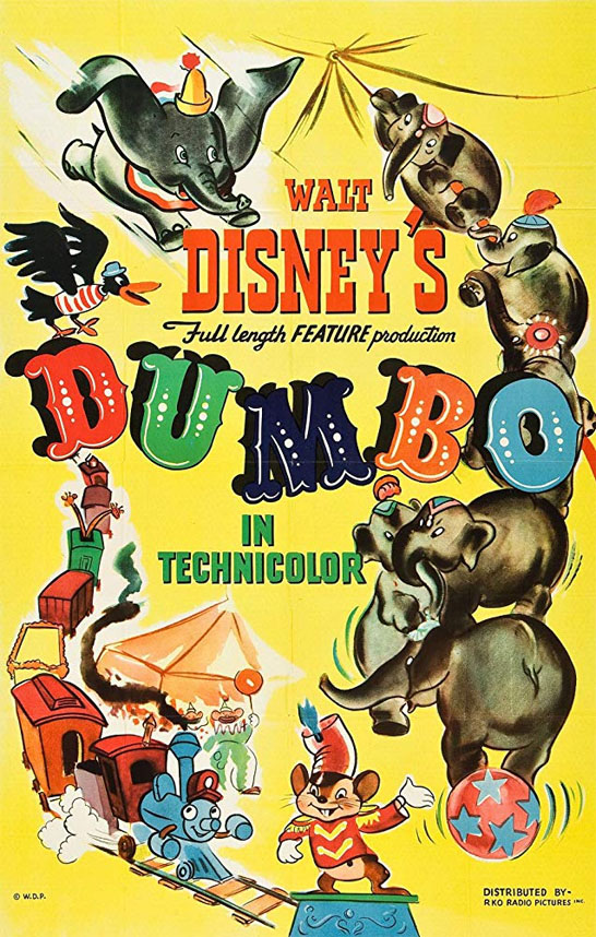 DISNEY FILM FESTIVAL  Dumbo
